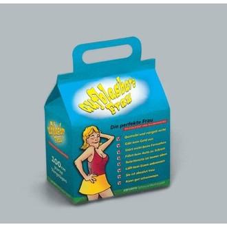 Zábavné předměty - Nafukovací žena v dárkovém balení