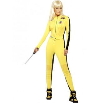 Kostýmy - Kostým Kill Bill