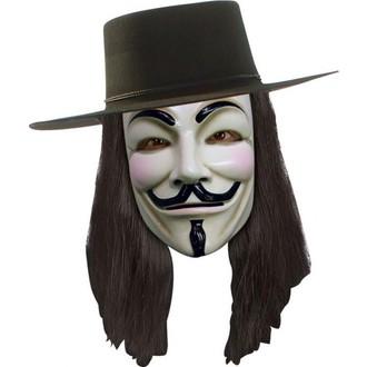 Paruky - Paruka V jako Vendetta