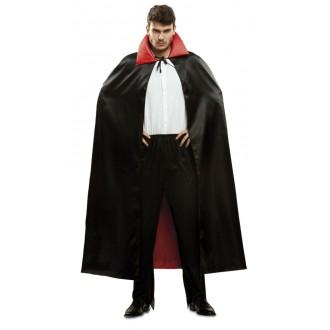 Halloween, strašidelné kostýmy - Upíří plášť