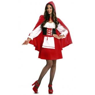 Kostýmy - Kostým Karkulka