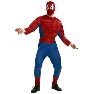 Kostýmy z filmů a pohádek - Kostým Spiderman pro dospělé
