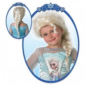 Paruky - Paruka princezna Elsa - Ledové království