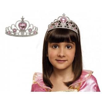 Klobouky,čepice.. - Korunka princezny
