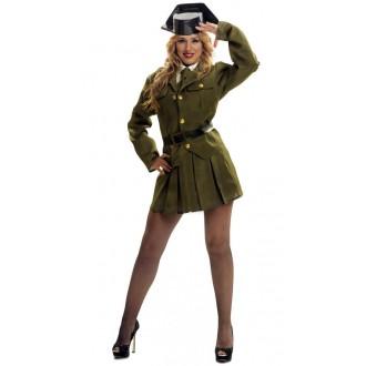 Kostýmy - Kostým Španělská policistka