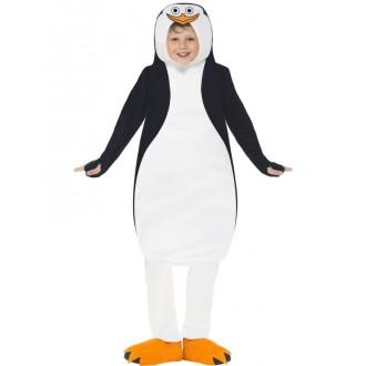Kostýmy - Dětský kostým Tučňák z Madagaskaru