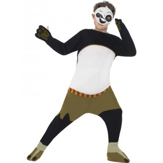 Kostýmy z filmů a pohádek - Dětský kostým Po Kung Fu Panda