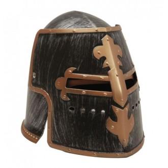 Klobouky-čepice-čelenky - Helma středověká