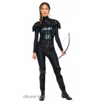 Kostýmy - Kostým Katniss Rebel Hunger games
