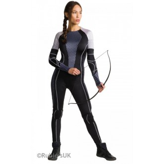 Kostýmy - Kostým Katniss Hunger games
