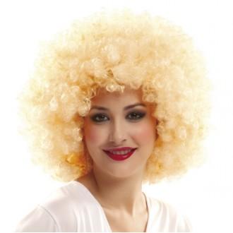 Paruky - Paruka Blond Jumbo