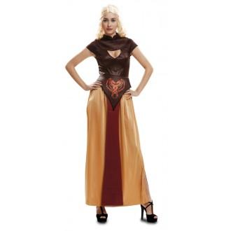 Kostýmy - Kostým Dračí královna bojovnice