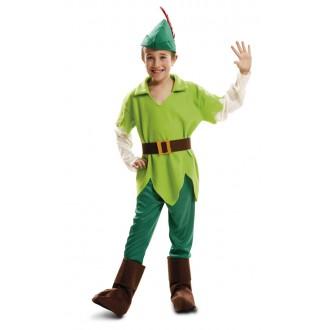 Kostýmy - Dětský kostým Peter Pan