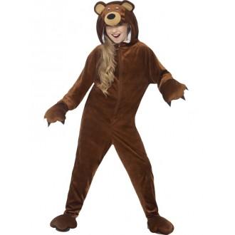 Kostýmy - Dětský kostým Medvěd