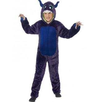 Halloween, strašidelné kostýmy - Dětský kostým Příšera