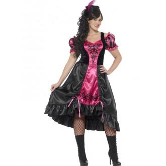 Kostýmy - Kostým Dívka ze saloonu
