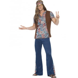Kostýmy - Kostým Hippiesák