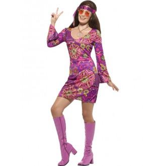 Kostýmy - Kostým Hippiesačka