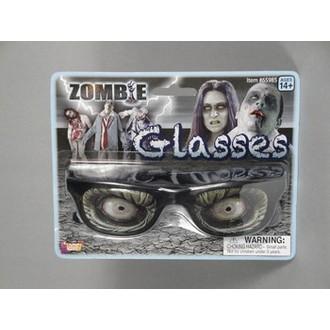 Karnevalové doplňky - Brýle Zombie