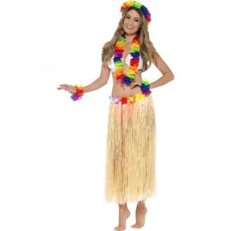 Karnevalové doplňky - Havajská sada multi