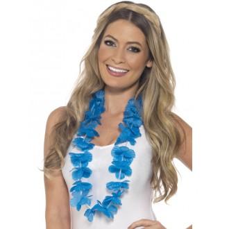 Havajská párty - Havajský věnec modrý
