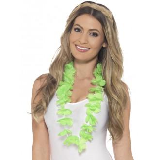 Havajská párty - Havajský věnec zelený