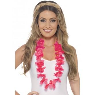 Havajská párty - Havajský věnec růžový