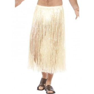 Havajská párty - Havajská sukně tráva 90 cm