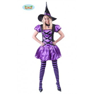 Kostýmy Halloween - Výprodej - kostým čarodějnice na Halloween