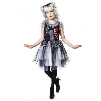 Halloween, strašidelné kostýmy - Dětský kostým Zombie