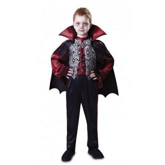 Halloween, strašidelné kostýmy - Dětský kostým Drákula