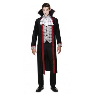 Halloween, strašidelné kostýmy - Kostým Drákula