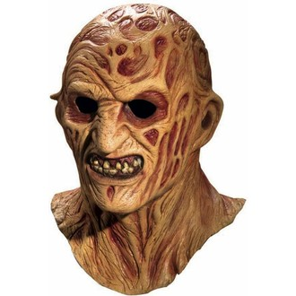 Kostýmy z filmů a pohádek - Maska Freddy deluxe