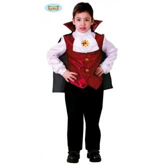 Kostýmy Halloween - Výprodej - dětský kostým Upíra