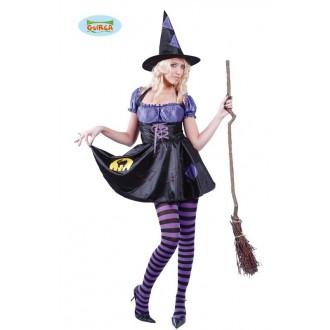 Čarodějnice - čarodějnický kostým