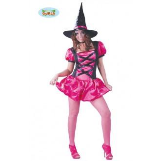 Čarodějnice - sexy kostým čarodějnice