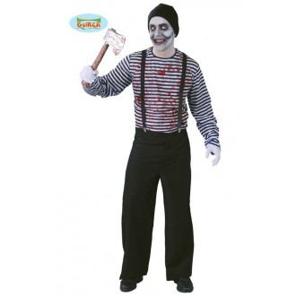 Výprodej Karneval - Kostým na halloween zabiják