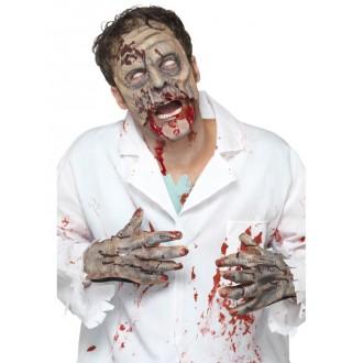 Halloween, strašidelné kostýmy - Sada Zombie