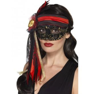 Masky - Škraboška Pirát