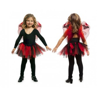 Kostýmy - Dětská sada Červený motýlek