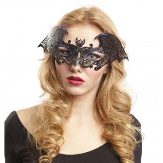 Masky - Škraboška netopýr