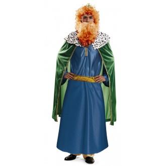 Kostýmy - Kostým Tři králové modrý