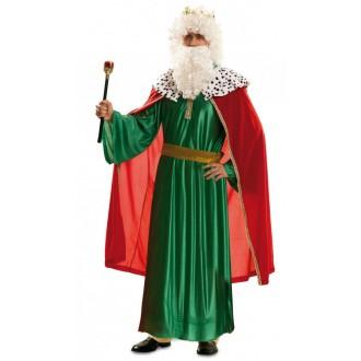 Kostýmy - Kostým Tři králové zelený