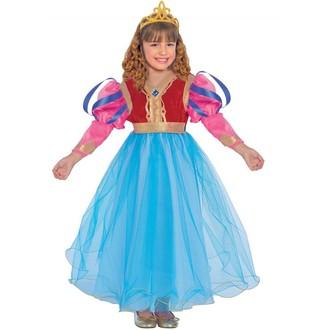 Princezny-Víly - Princezna kostým