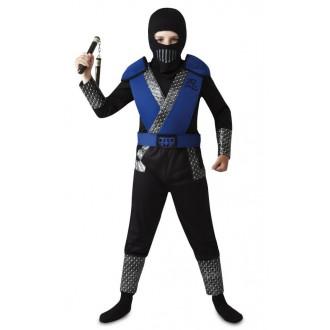 Kostýmy - Dětský kostým Modrý Ninja