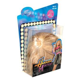 Paruky - Dětská paruka Hannah Montana
