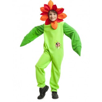 Kostýmy - Dětský kostým Květina s beruškou