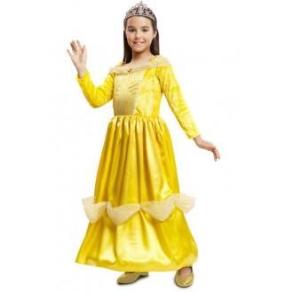 Princezny-Víly - Dětský kostým Krásná princezna