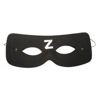 Masky - Škraboška Zorro