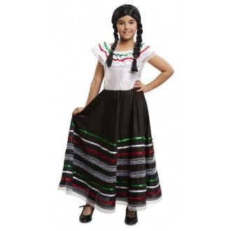 Kostýmy - Dětský kostým Mexičanka
